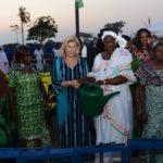 Mme Dominique Ouattara a témoigné son soutien aux femmes de la région du Bélier