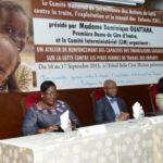 Le CNS en collaboration avec le CIM forment des travailleurs sociaux sur la problématique du travail des enfants