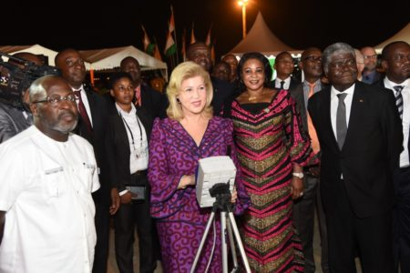 4th edition of Abidjan, pearl of lights