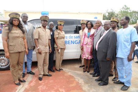 Dominique Ouattara ambulances offre des ambulances pour faciliter l'évacuation des malades