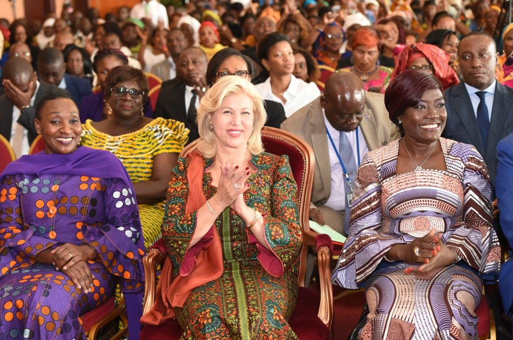 The First Lady, Dominique Ouattara has announced an additional financing of 10 billion CFA francs.
