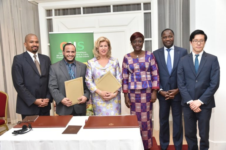 CNS and NORC sign an agreement