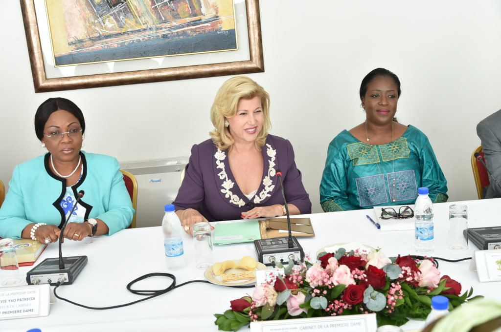 ECOWAS Female parliamentarians seek the experience of the First Lady,